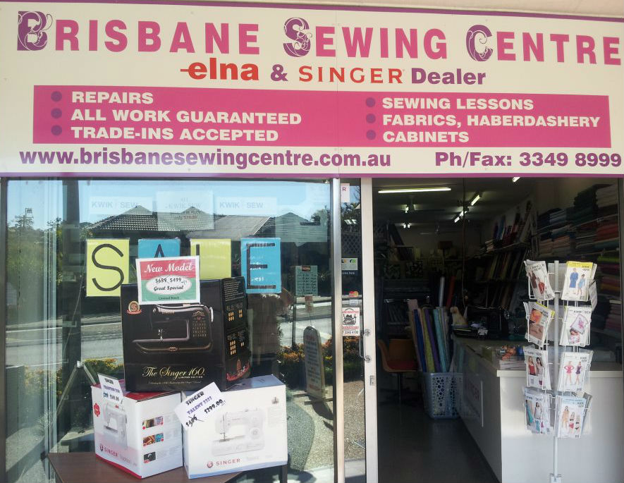Brisbane Sewing Centre_Shop 2